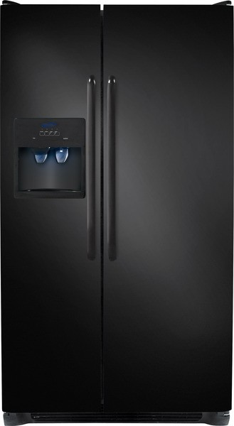 Crosley 23.2 Cubic Foot Refrigerator-Black