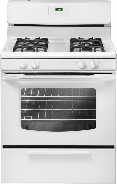 Crosley 4.2 Cubic Foot Gas Range-White