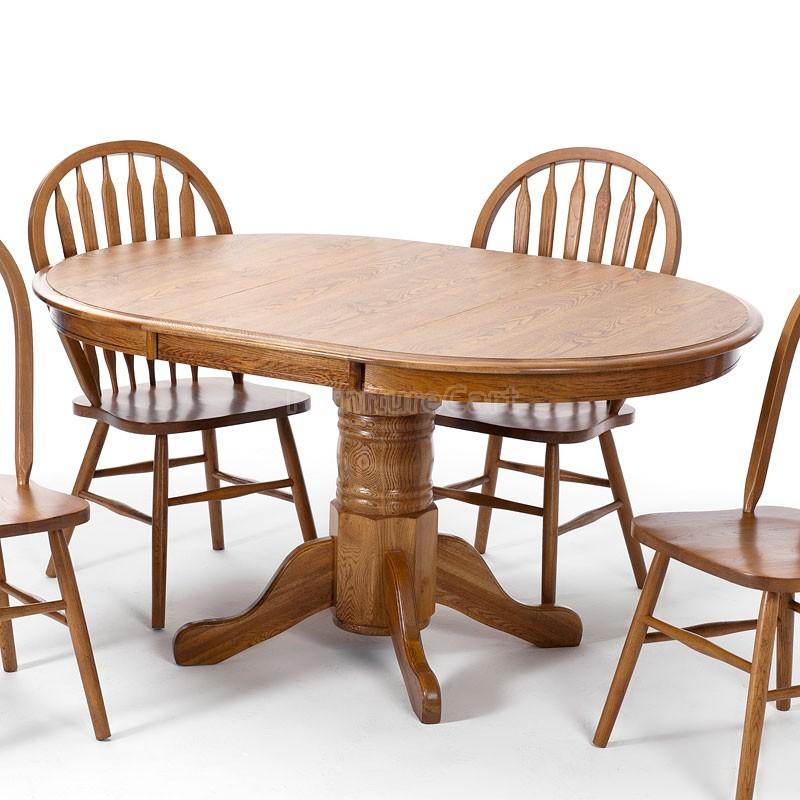 Intercon Classic Oak 42X60 Table
