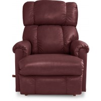 La-Z-Boy Pinnacle Merlot Recliner