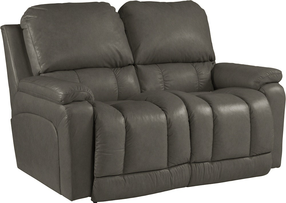 La-Z-Boy Greyson Charcoal Loveseat