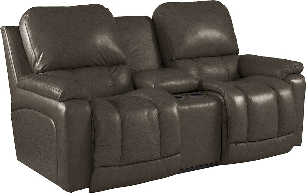Pleasing La Z Boy Greyson Java Console Loveseat 490 530 Lg1045 79 Ibusinesslaw Wood Chair Design Ideas Ibusinesslaworg