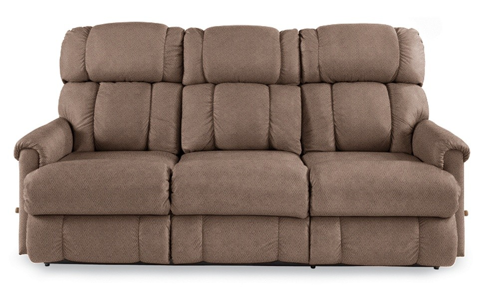 La-Z-Boy Pinnacle Brown Sugar Sofa
