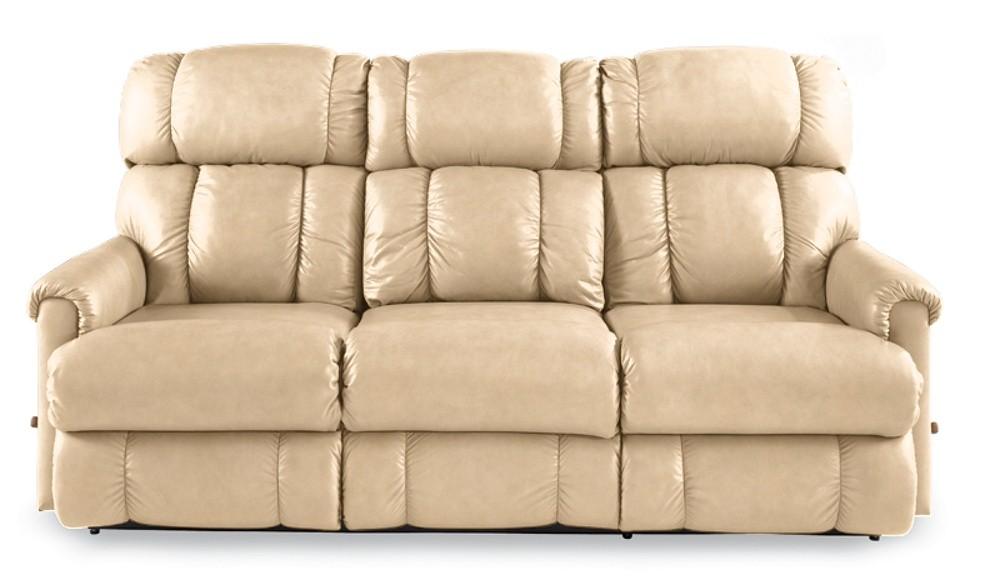 La Z Boy Pinnacle Sand Sofa 330 512 Lb1334 65 Leather Reclining