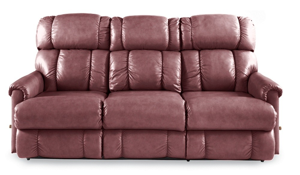 La-Z-Boy Pinnacle Merlot Sofa