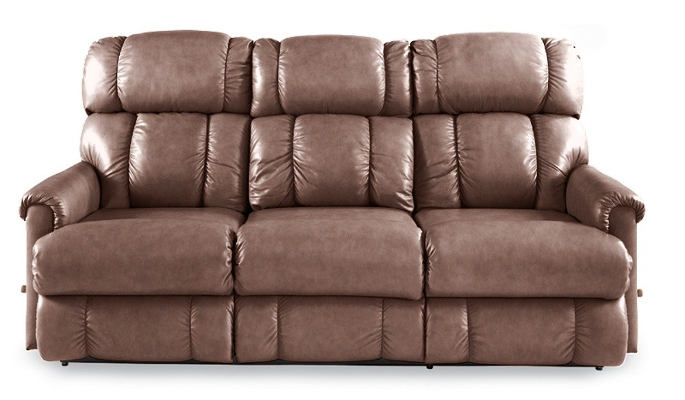 La Z Boy Sofa La-Z-Boy Pinnacle Espresso Sofa | 330-512 LB1334-77 | Leather Reclining  Sofas | I Keating Furniture World