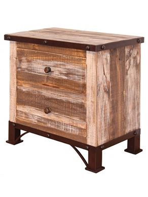 Beau IFD Antique Night Stand