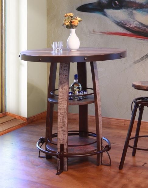 Ifd 968 Bistro Table 968 Bistro Table Pub Tables I
