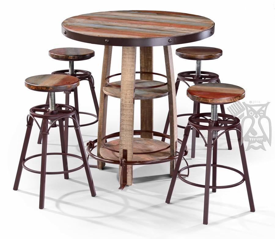 Ifd 968 Bistro Table 968 Bistro Table Pub Tables I