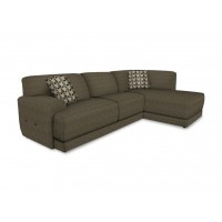England Cole Pewter Sectional