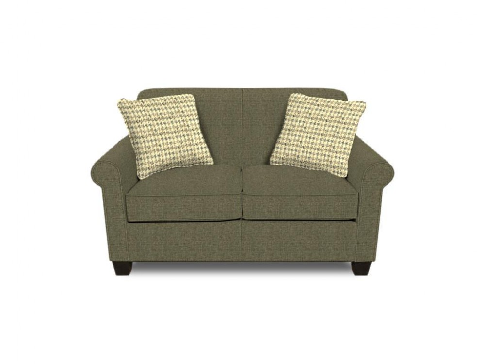 England Angie Steel Loveseat
