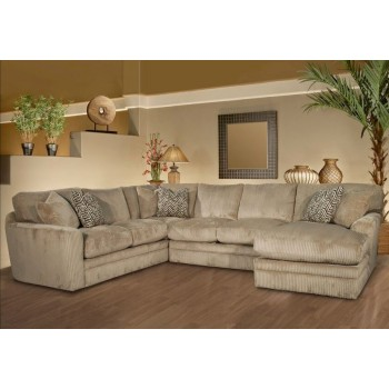 Fairmont Designs Toast Palms Sectional