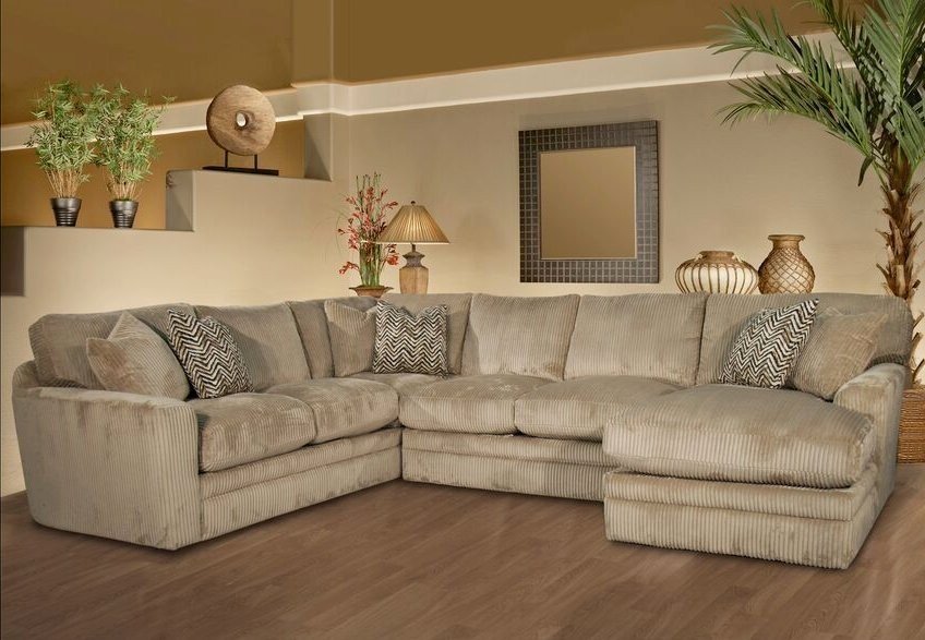 Fairmont Designs Toast Palms Sectional 3698 Memtoa