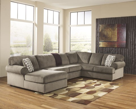 Jessa Place Dune 3pc Sectional 39802 Sect Living Room