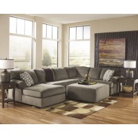 Jessa Place Dune 3pc Sectional
