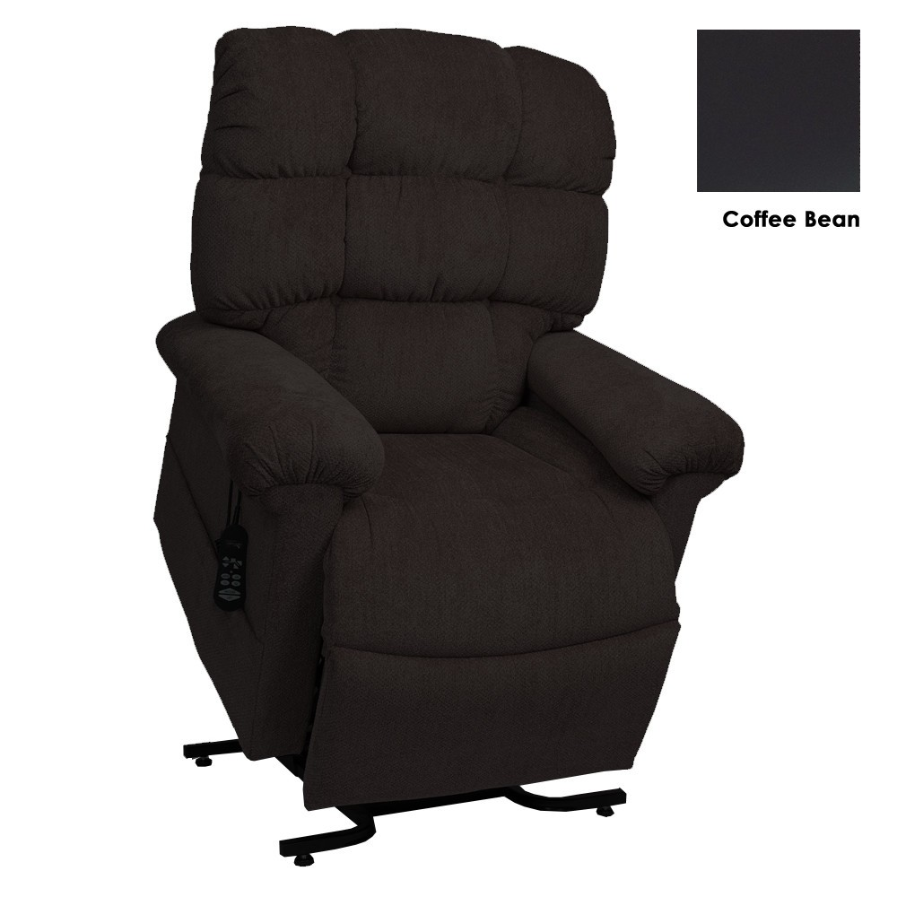 la large products recliner stellar chair ultracomfort scrumtious lift comforter ultra medium almond comfort recliners