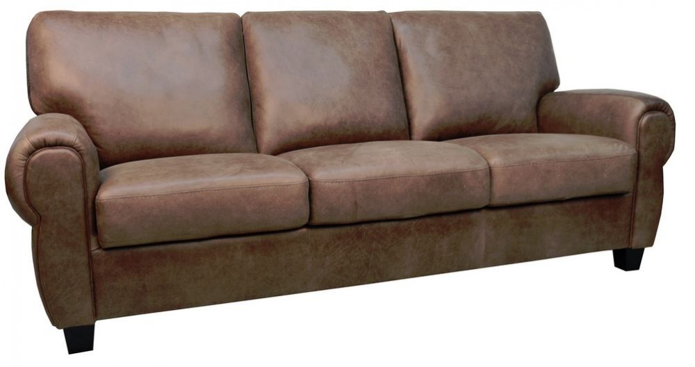 Houston Leather Sofa | Leather Sofas | Seat-N-Sleep