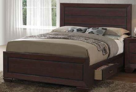 Fenbrook Collection C King Bed 204390kw Complete