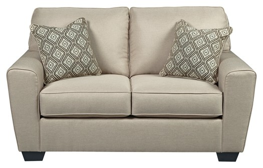 Calicho - Ecru - Loveseat