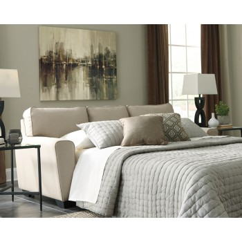 Calicho - Ecru - Queen Sofa Sleeper