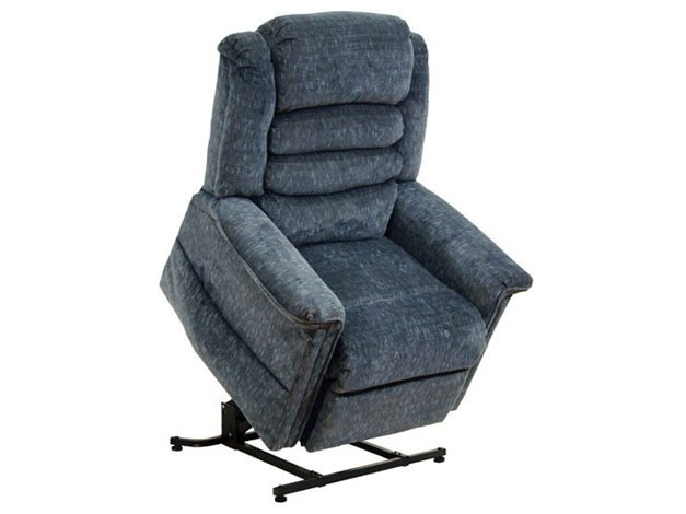 4825 Soother Lift Lay Flat Chaise Recliner