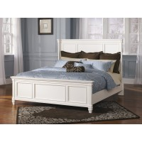 Prentice King Panel Bed