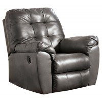 Alliston - Gray - Rocker Recliner