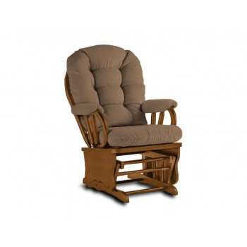 Best Bedazzle Taupe Rocking Chair C8107mo 21169
