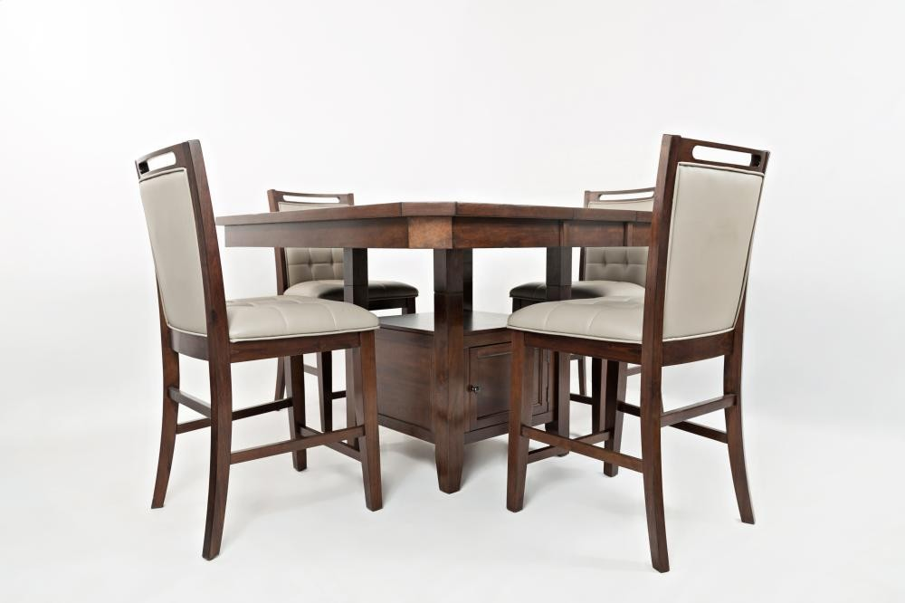 Manchester Highlow Dining Table With Six Stools Dining Room Delectable Low Dining Room Table