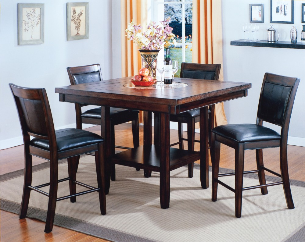 5 Pc Counter High Dinette