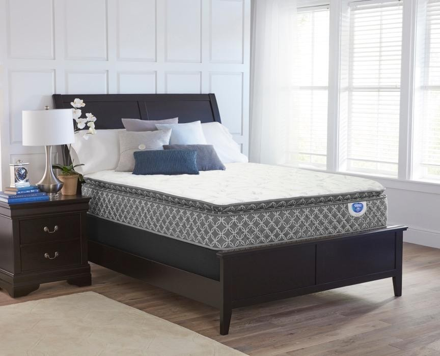 Spring Air Queen Pillowtop Mattress
