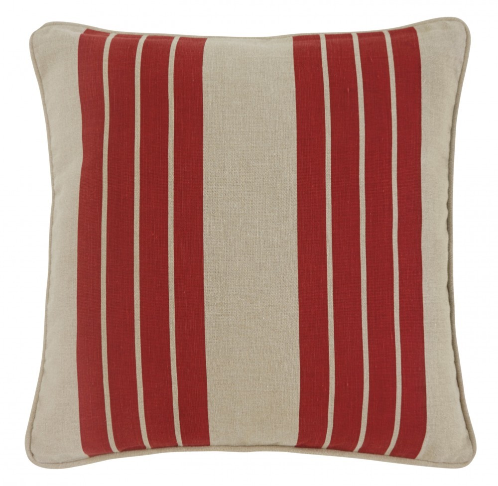 Striped - Pillow Cover