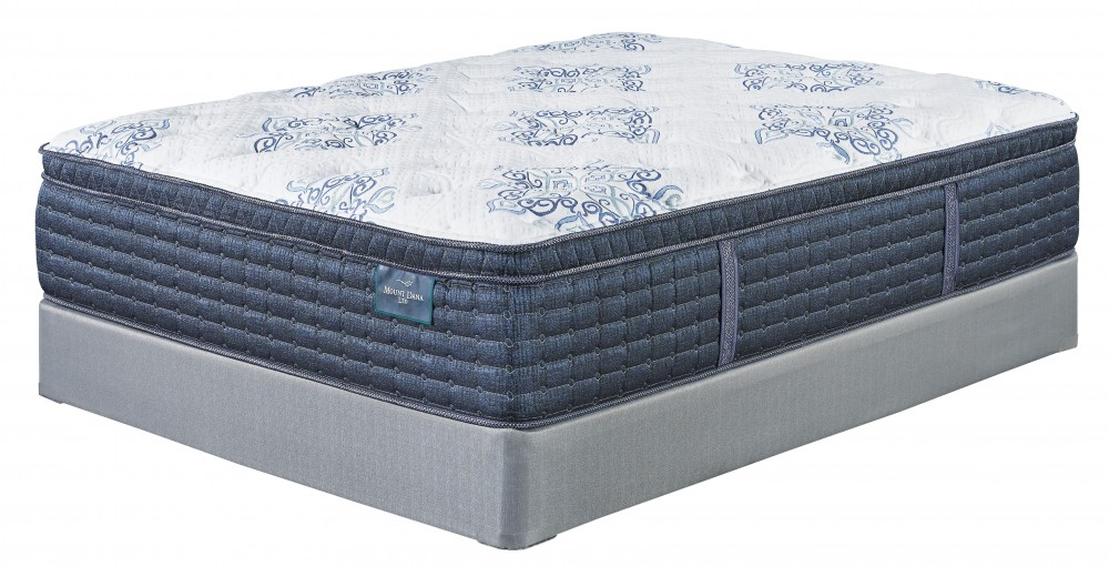 Attirant Mt. Dana Euro Top   White   Full Mattress