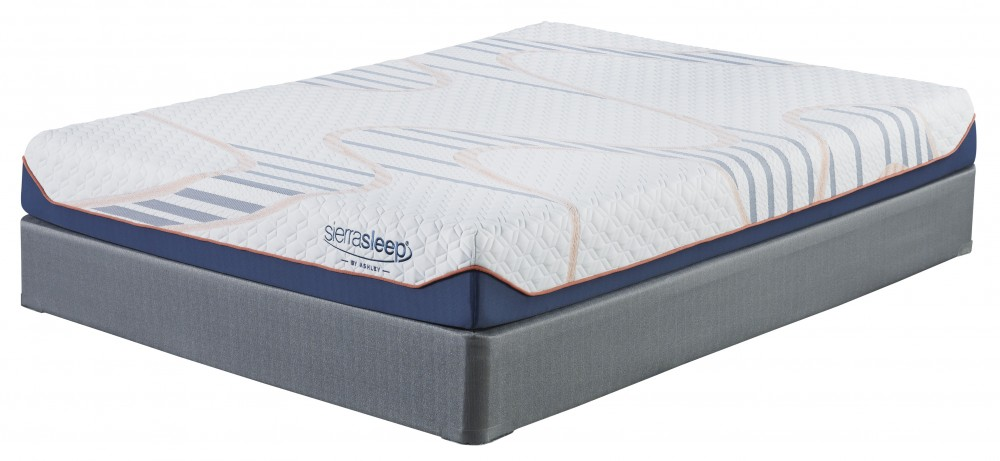 8 Inch MyGel - White - King Mattress