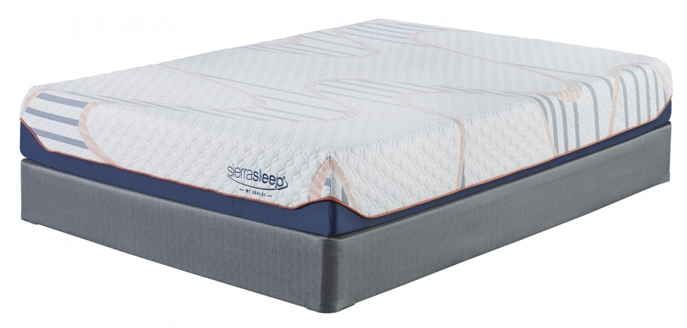 10 Inch MyGel   White   Twin Mattress
