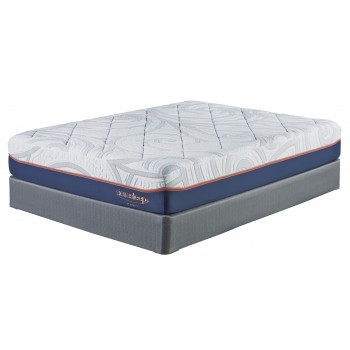 12 Inch MyGel - White - King Mattress