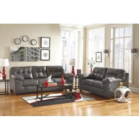 Alliston - Gray - Sofa & Loveseat