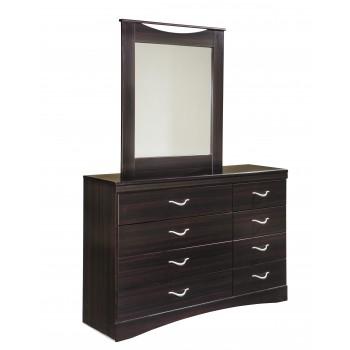 Zanbury Dresser & Mirror