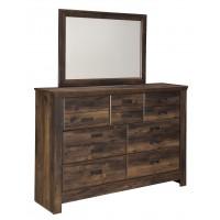 Quinden Dresser & Mirror