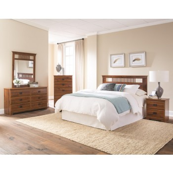 Ashland 4 Piece Queen Set