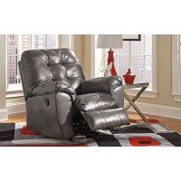 Emirates Gray Rocker Recliner