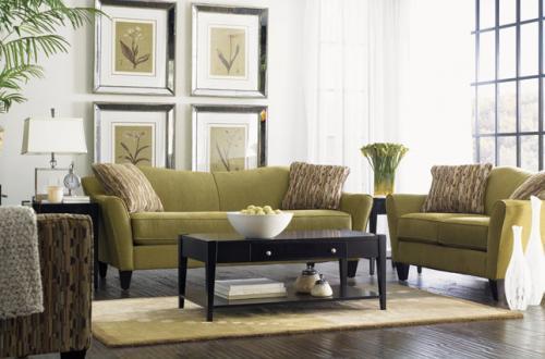 Demi Living Room Group