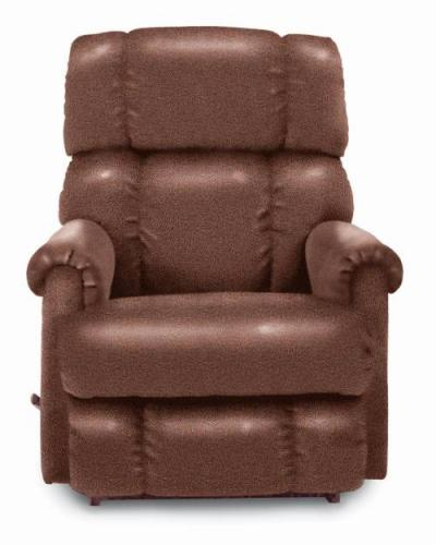 Pinnacle Ellis Saddle Leather Reclina-Rocker