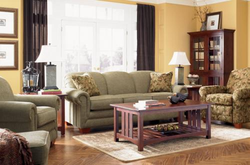 MacKenzie Living Room Group