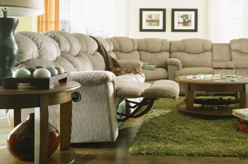 Lancer Reclining Sectional