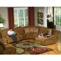 Enterprise 4 Pc Sectional