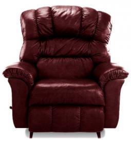 Crandell Leather Reclina-Rocker