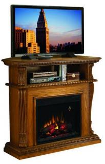 Corinth Home Theater Electric Fireplace