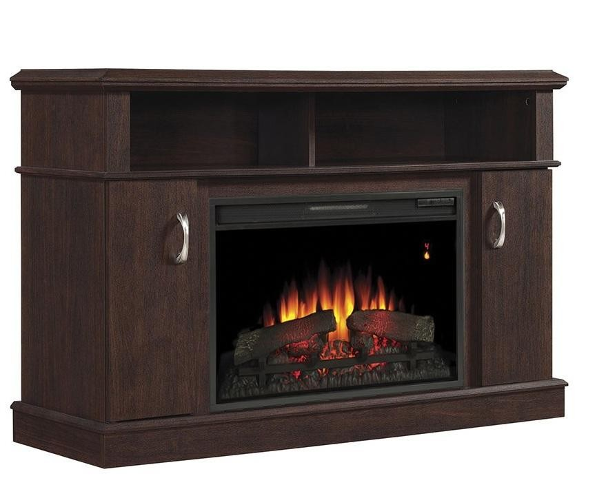 Classic Flame Fireplace Entertainment Center