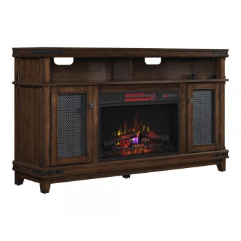 Classic Flame Electric Fireplace Entertainment Stand